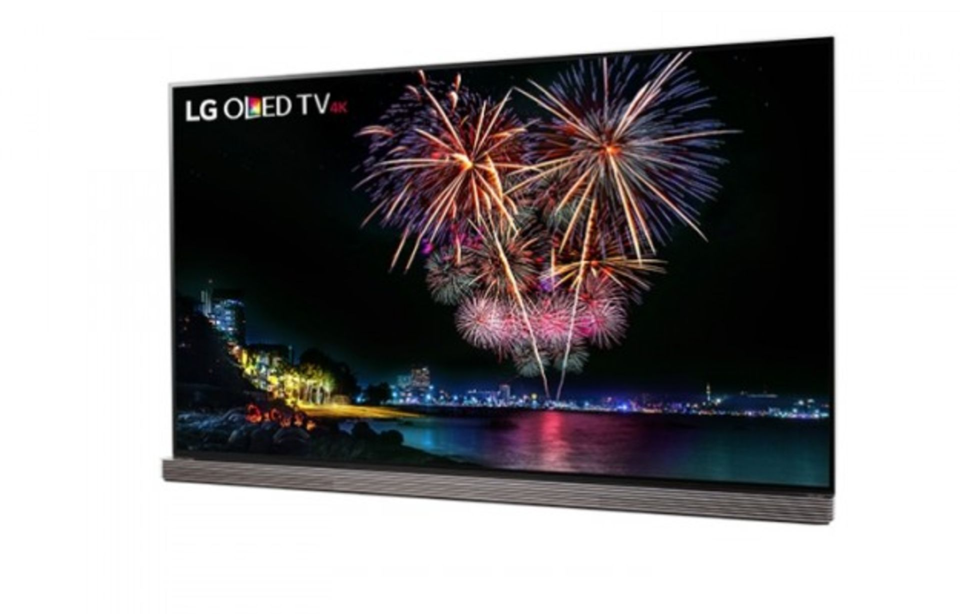 Lotto 30003 - V Grade A LG LG SIGNATURE 65 Inch OLED HDR 4K UHD 3D SMART TV WITH FREEVIEW HD, WEBOS 3.0, WIFI -