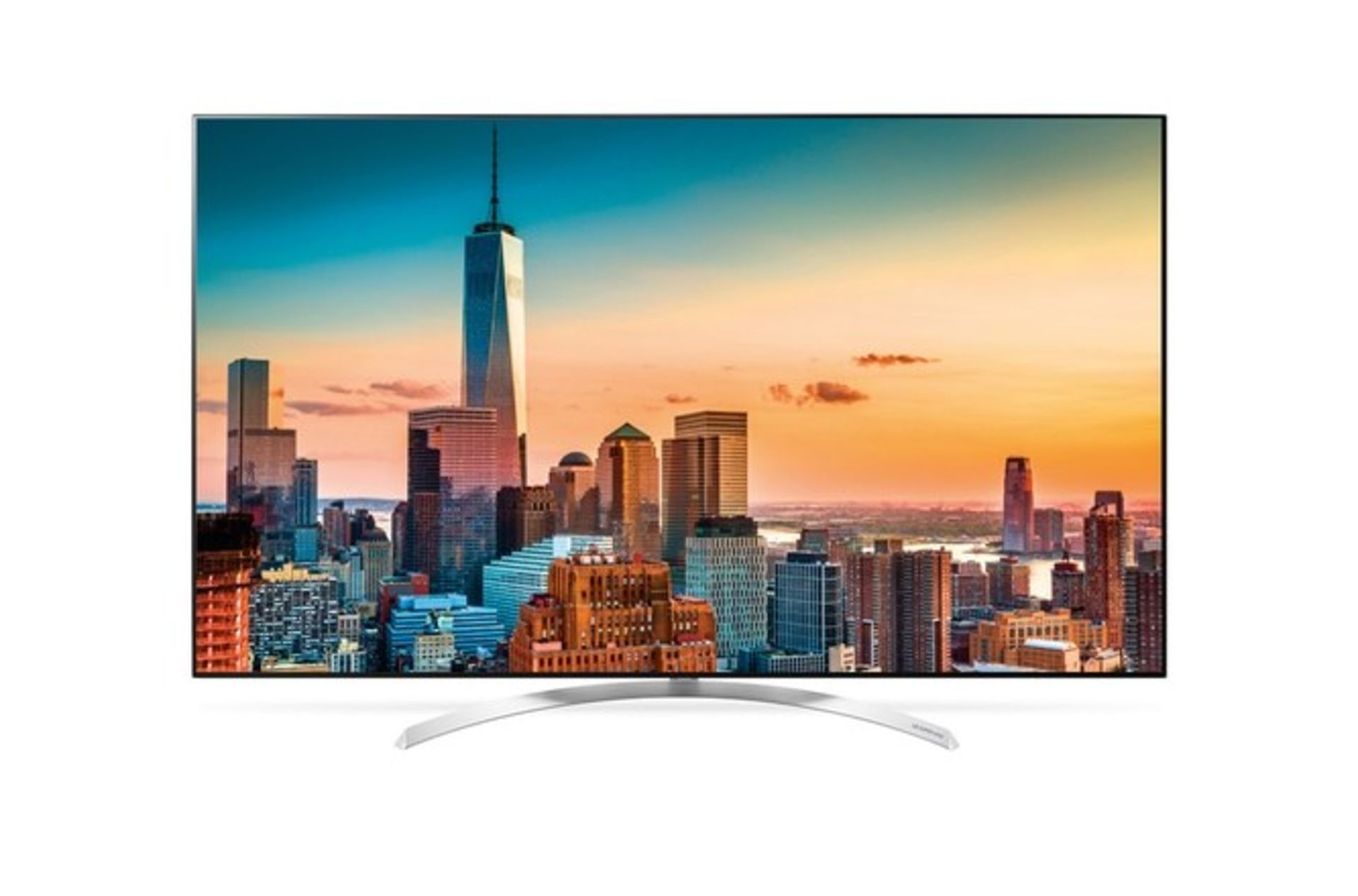 Lotto 30022 - V Grade A LG 55 Inch ACTIVE HDR 4K SUPER ULTRA HD NANO LED SMART TV WITH FREEVIEW HD & WEBOS 3.5 &