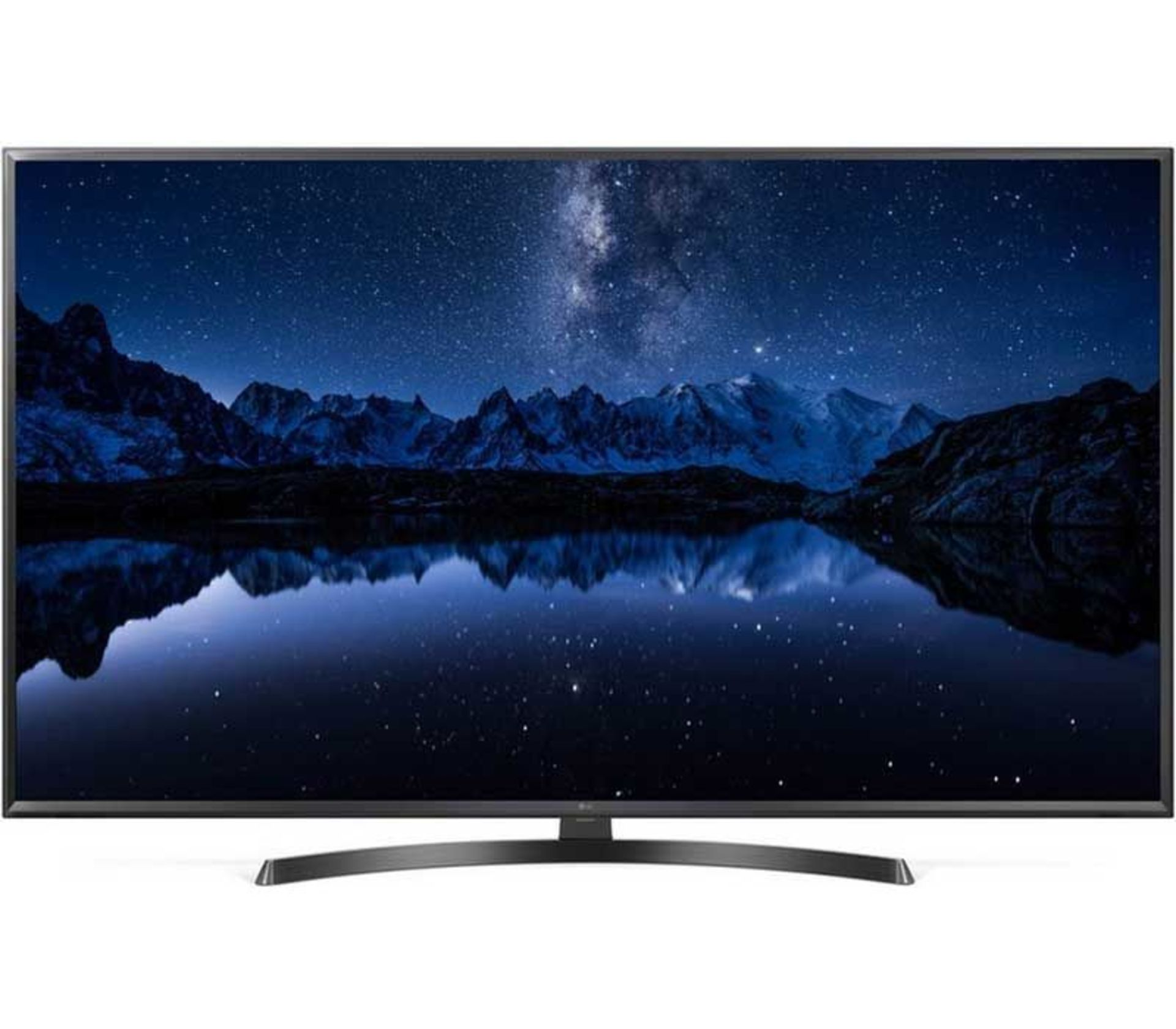 Lotto 30018 - V Grade A LG 43 Inch ACTIVE HDR 4K ULTRA HD LED SMART TV WITH FREEVIEW HD & WEBOS 4.0 & WIFI - AI TV