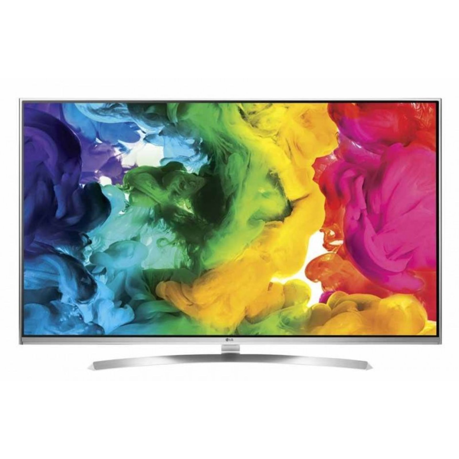 Lotto 30057 - V Grade A LG 55 Inch ACTIVE HDR 4K SUPER ULTRA HD NANO LED SMART TV WITH FREEVIEW HD & WEBOS 3.5 &