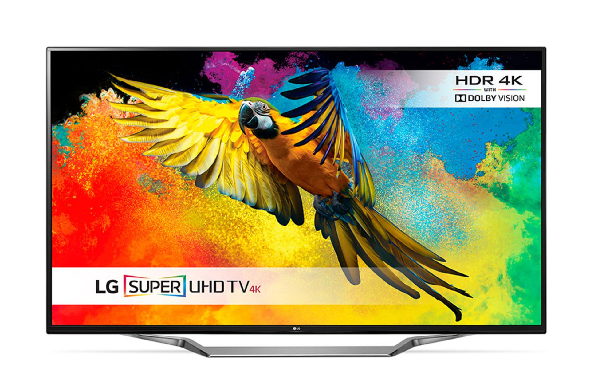 Lotto 30000 - V Grade A LG 70 Inch HDR 4K UHD LED SMART TV WITH FREEVIEW HD, WEBOS 3.0, WIFI 70UH700V