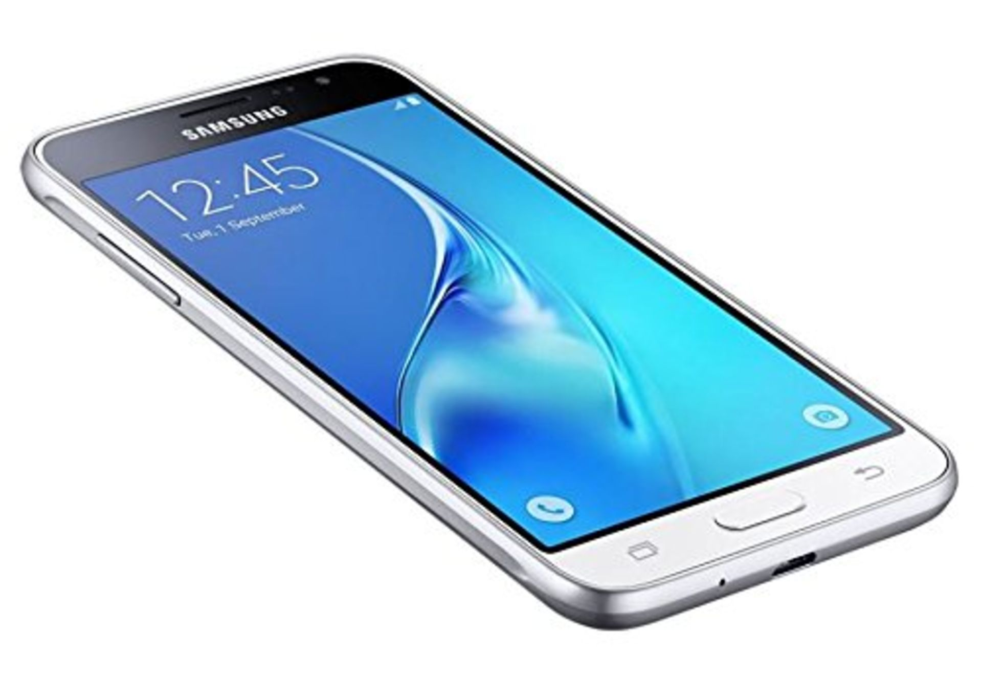 Lot 31887 - Grade A Samsung J3 (J320H ) Colours May Vary Item available approx 12 working days after sal e