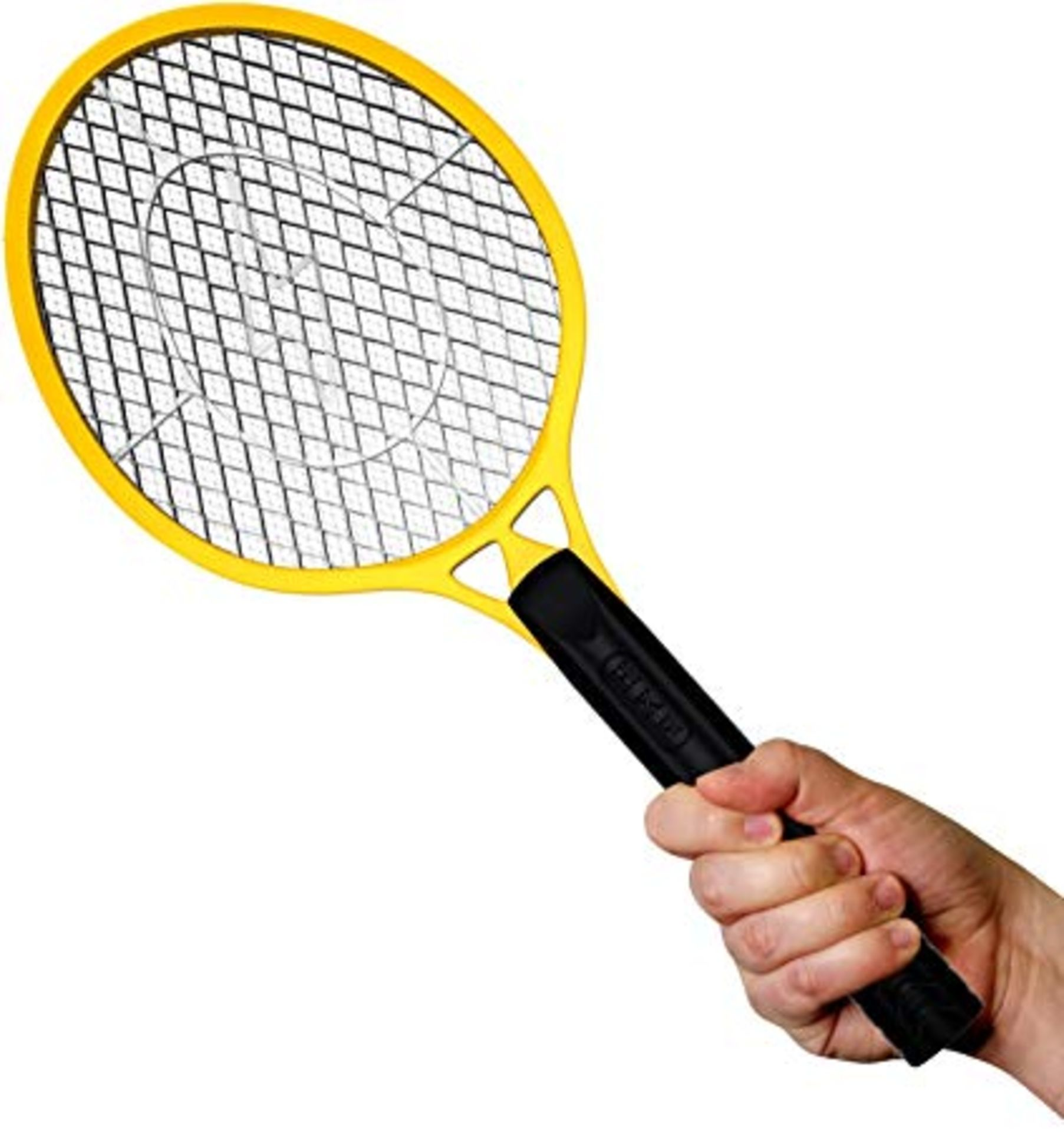 Lot 30379 - V Brand New Electric Fly Swat Tennis Racquet