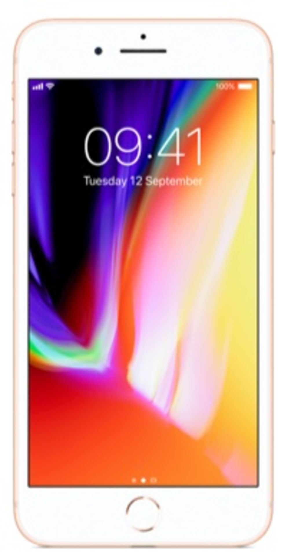 Lot 31672 - Grade A Apple iphone 8 64GB Colours May Vary Touch ID Item available approx 12 working days after