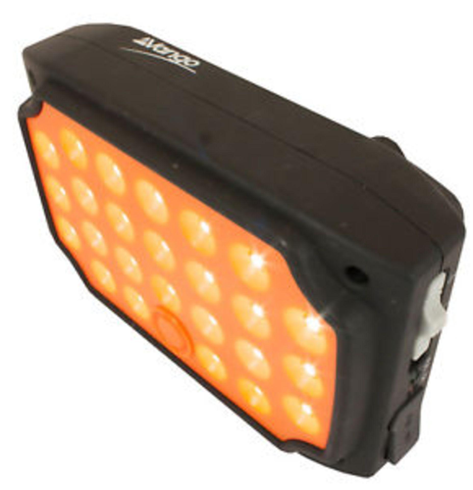 Lot 30322 - V Brand New Vango Light Pad Lantern - RRP £30.00 - DC Charger Plugs Into Cigarette Lighter -