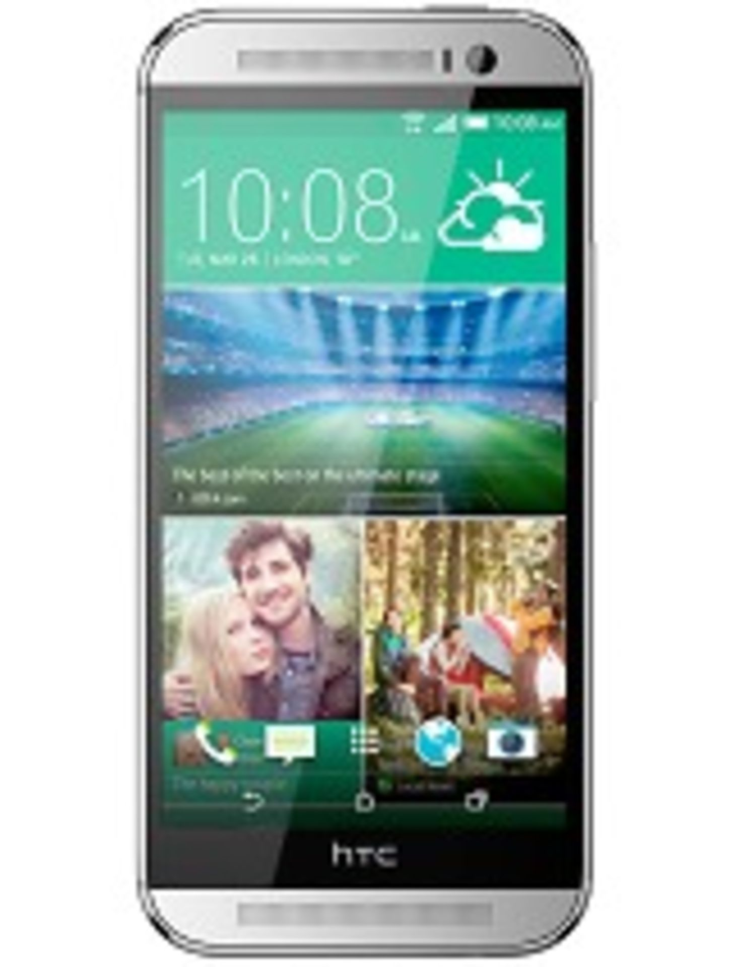 Lot 31818 - Grade A HTC One M8 Colours May Vary - Item Will Be Available Approx 12 Working Days After Payment/