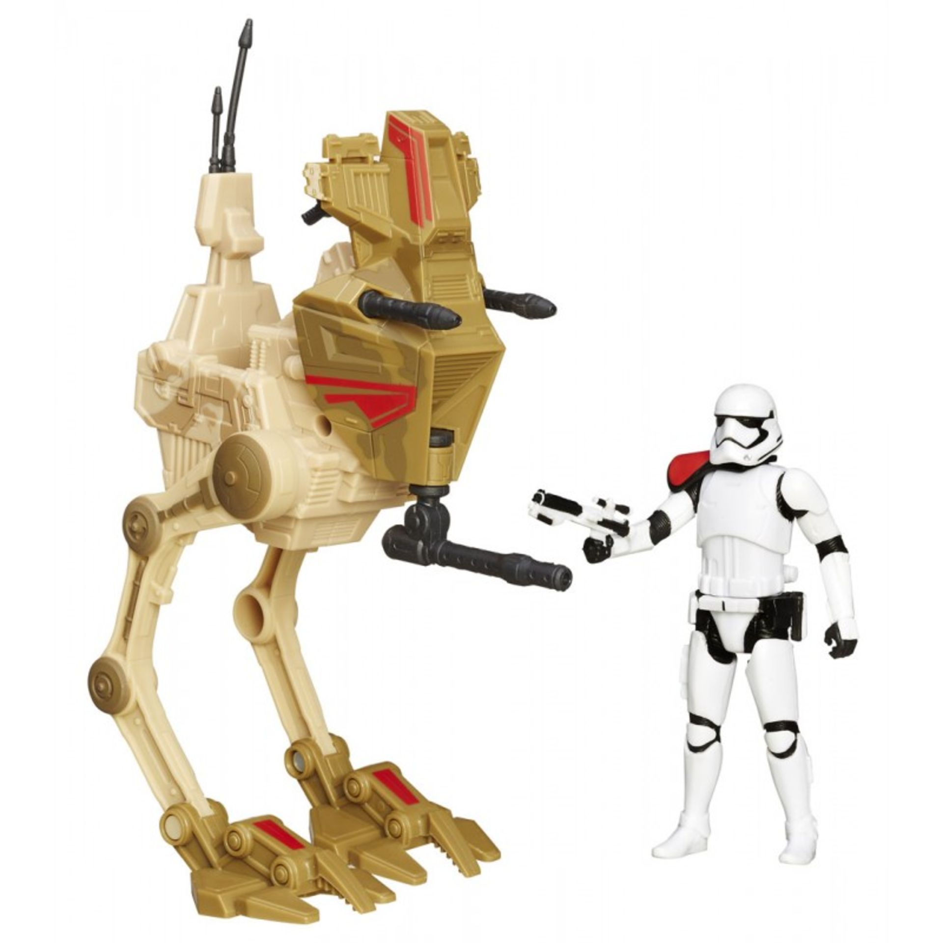 Lot 51773 - V Brand New Star Wars The Force Awakens Desert Assault Walker - Online Price £32.99 (My Geek Box)
