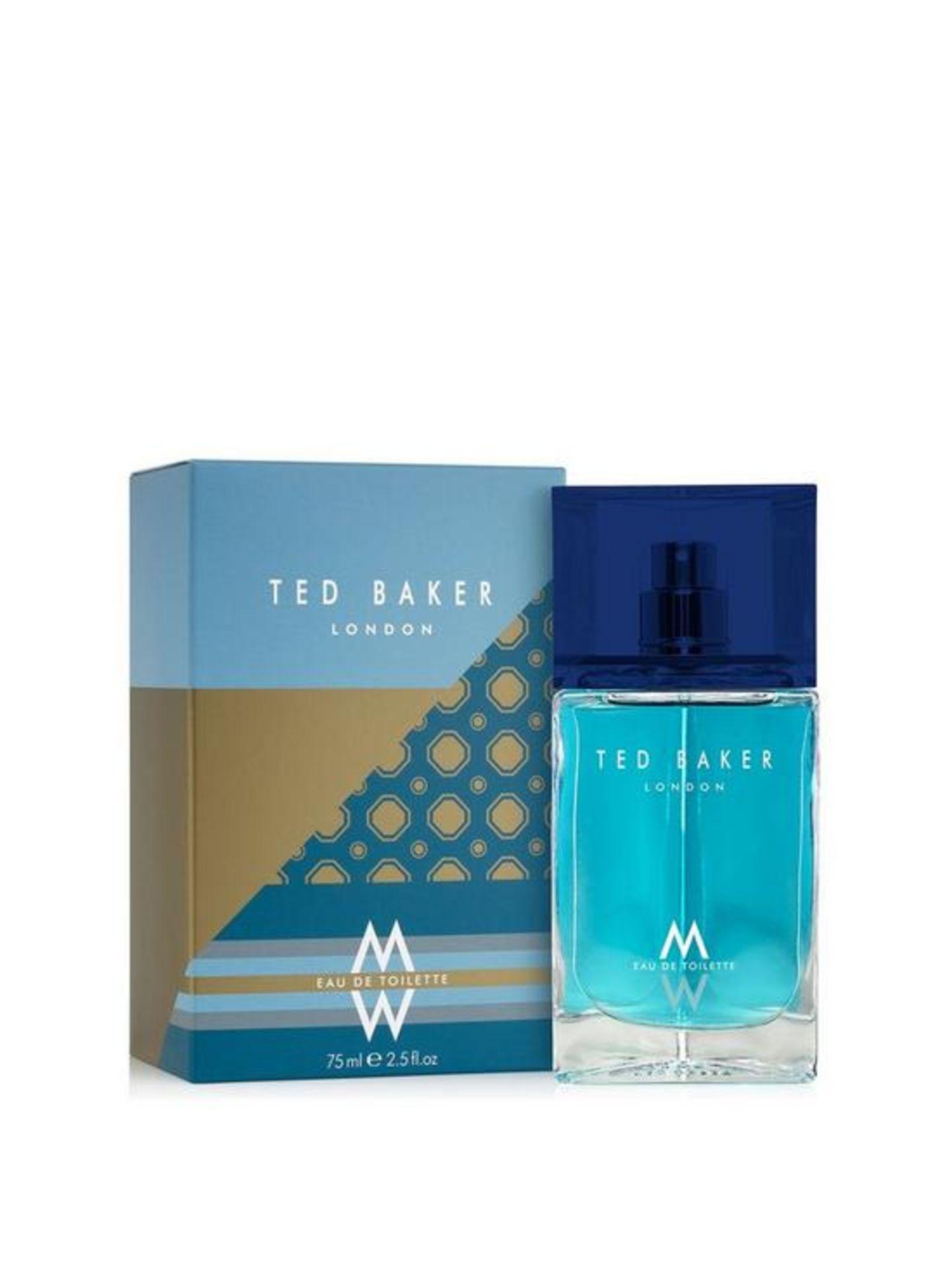 Lot 51604 - V Brand New Ted Baker M Eau De Toilette 75ml