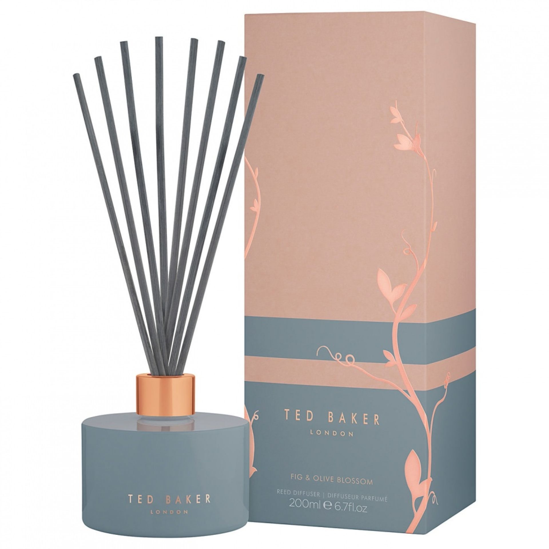 Lot 50097 - V Brand New Ted Baker Fig & Olive Blossom Reed Diffuser - ISP £34 (John Lewis)