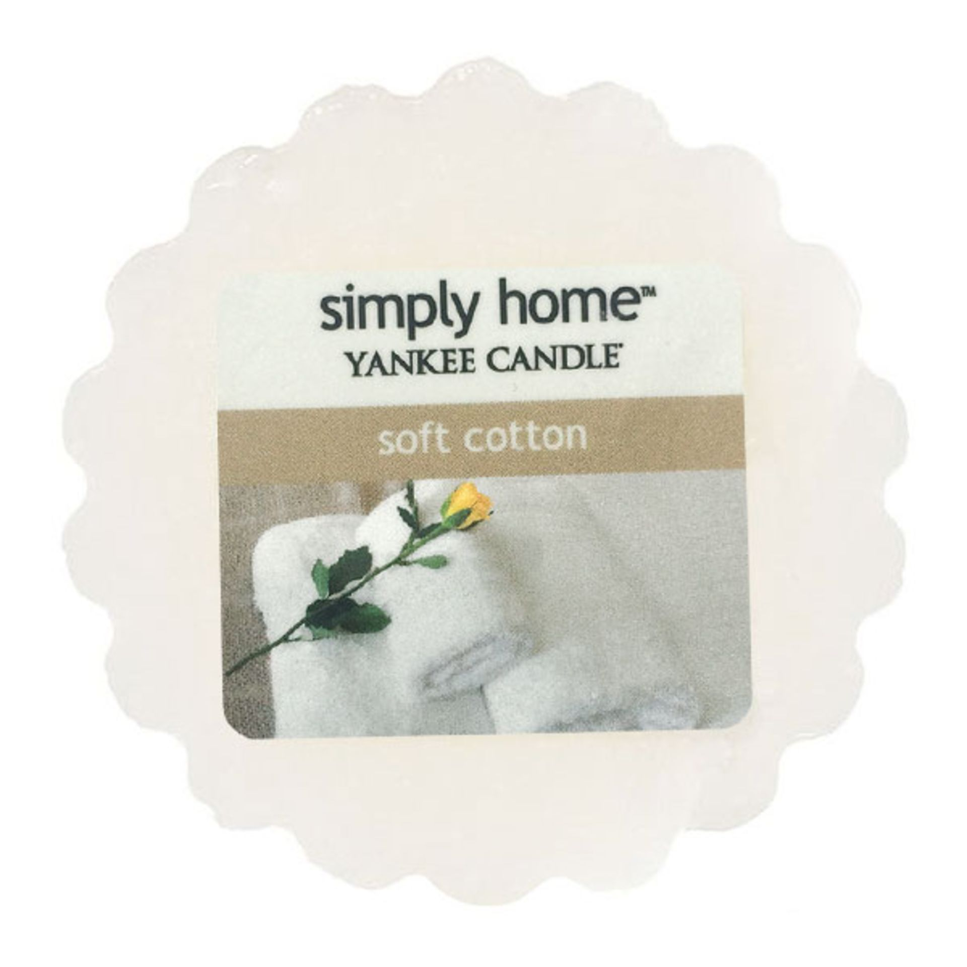 Lot 50134 - V Brand New 24 x Yankee Candle Tarts Soft Cotton RRP: £35.76 (Yankee Candles)