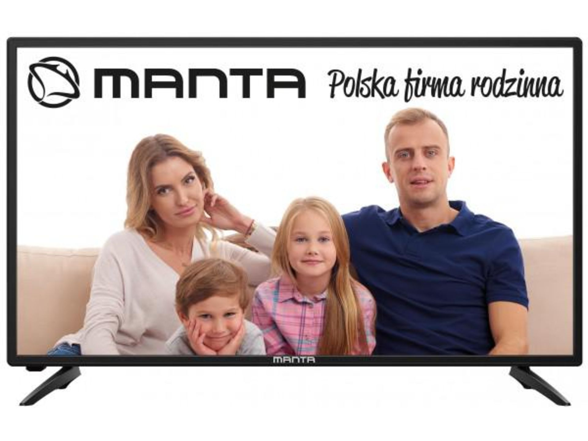 """V Brand New Manta 32"""" LED TV With Freeview HD Built In - Retail Boxed With Two Years Warranty"""