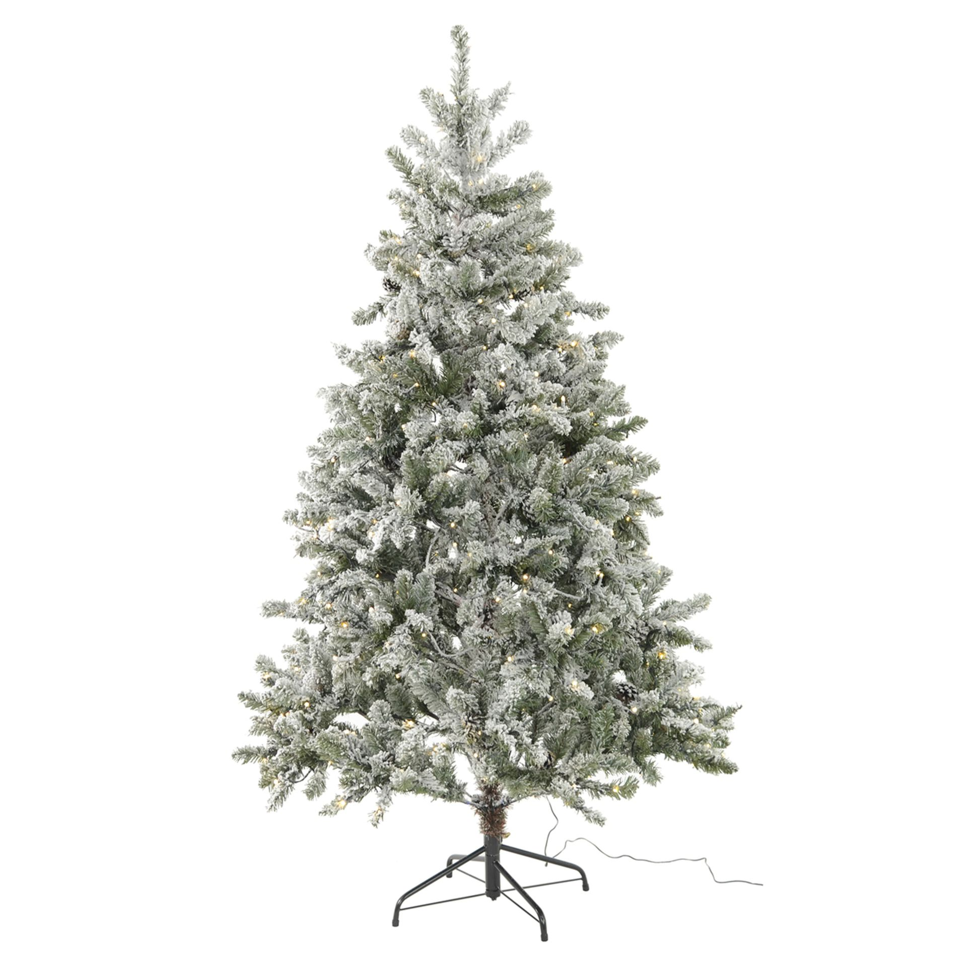 Lot 18045 - V Brand New 180CM Snow Life Like Christmas Tree