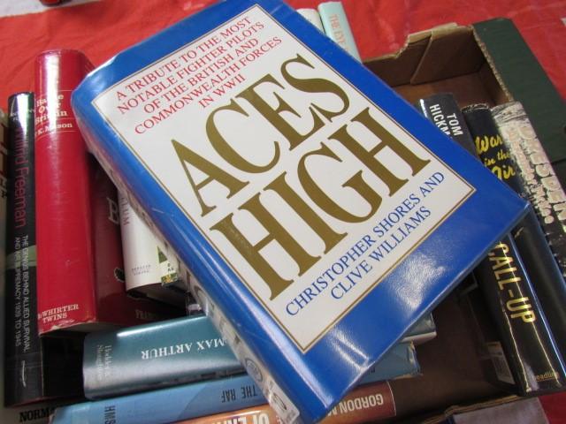 Lot 10 - Aviation Books