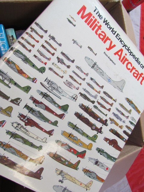 Lot 5 - Aviation Books