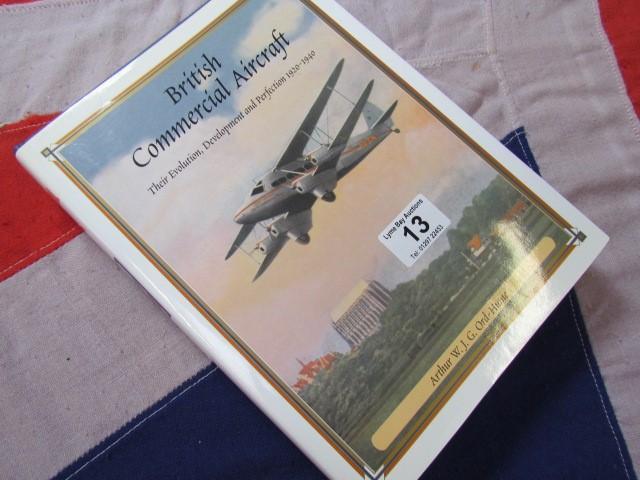 Lot 13 - Aircraft Book