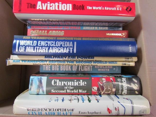 Lot 48 - Aviation Books