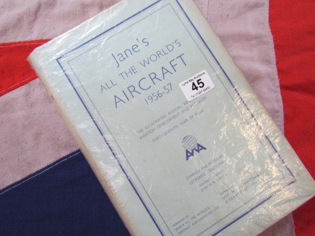 Lot 45 - Jane's All The World's Aircraft