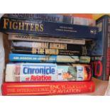 Lot 8 - Aviation Books