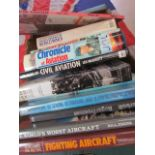 Lot 51 - Aviation Books