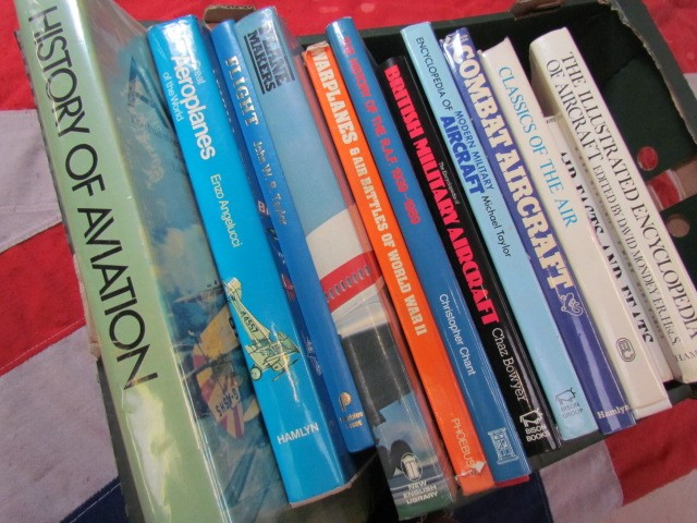 Lot 49 - Aviation Books