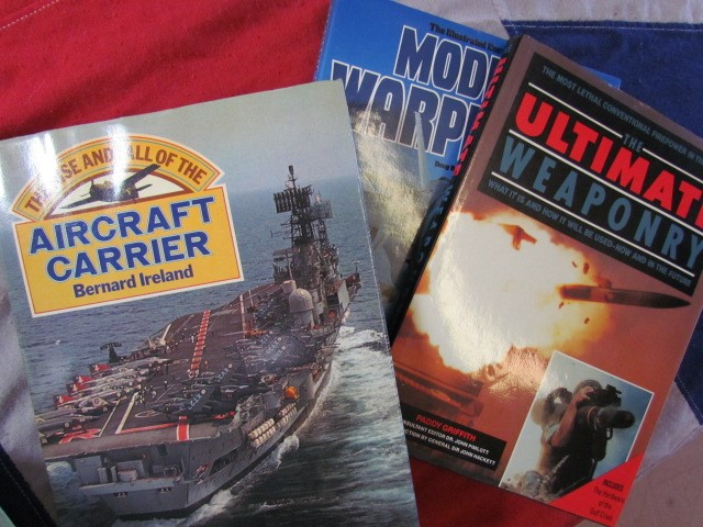 Lot 15 - Aviation Books