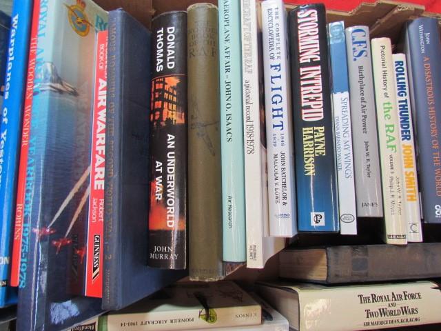 Lot 16 - Aviation Books
