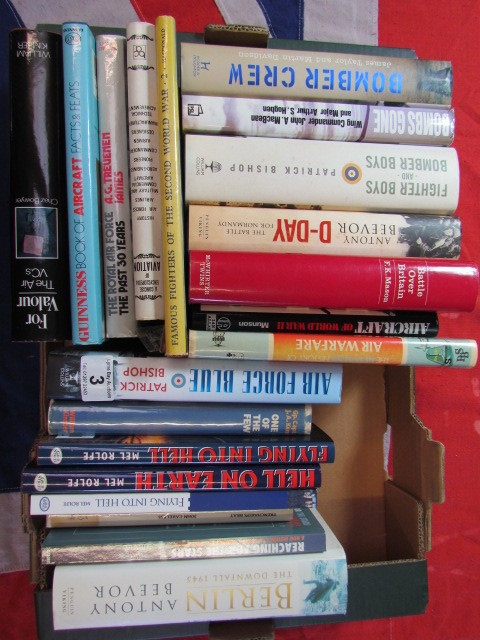 Lot 3 - Aviation Books