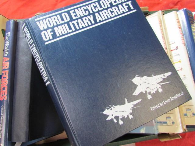 Lot 50 - Aviation Books