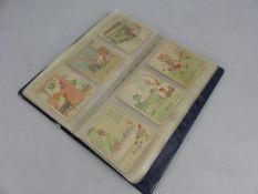 Kensitas Cigarette collectors cards, over 120 plus silks of flags