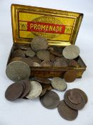 Collection of coins 18th & 19th Century