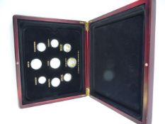 A collection of pre-decimalisation collector coins,The Predecimals of Elizabeth II