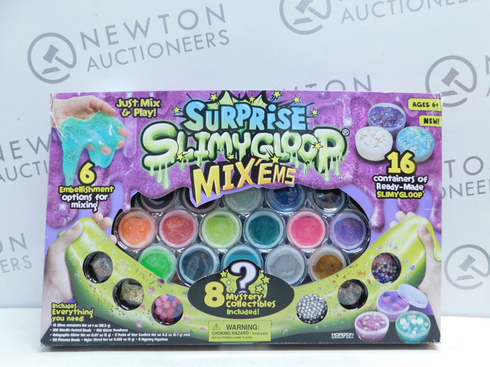 Lot 23 - 1 BOXED SLIMYGLOOP MIXEMS SLIME SET RRP £29.99