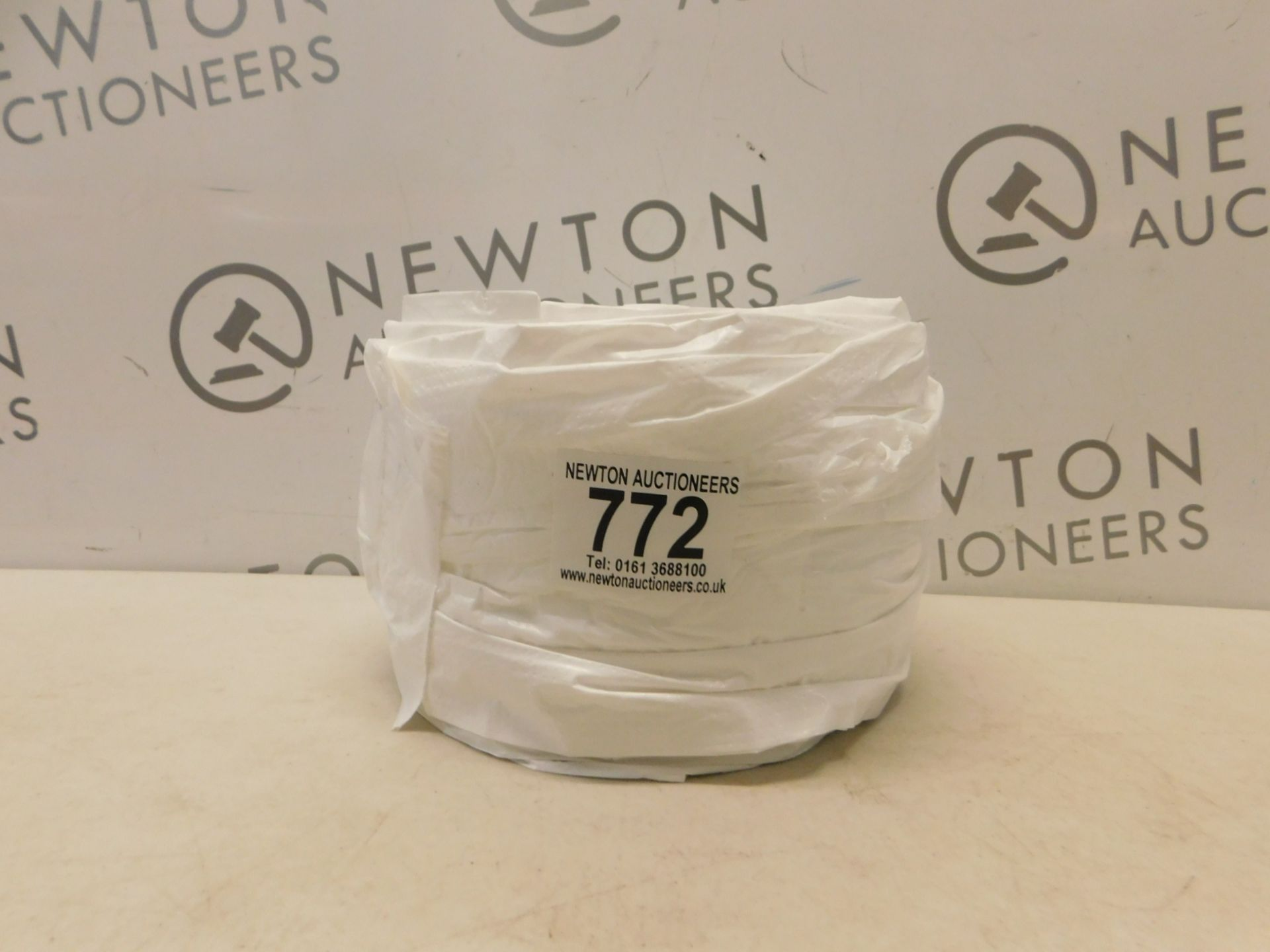 Lot 772 - 1 LARGE ROLL OF WHITE KITCHEN BAGS RRP £12.99