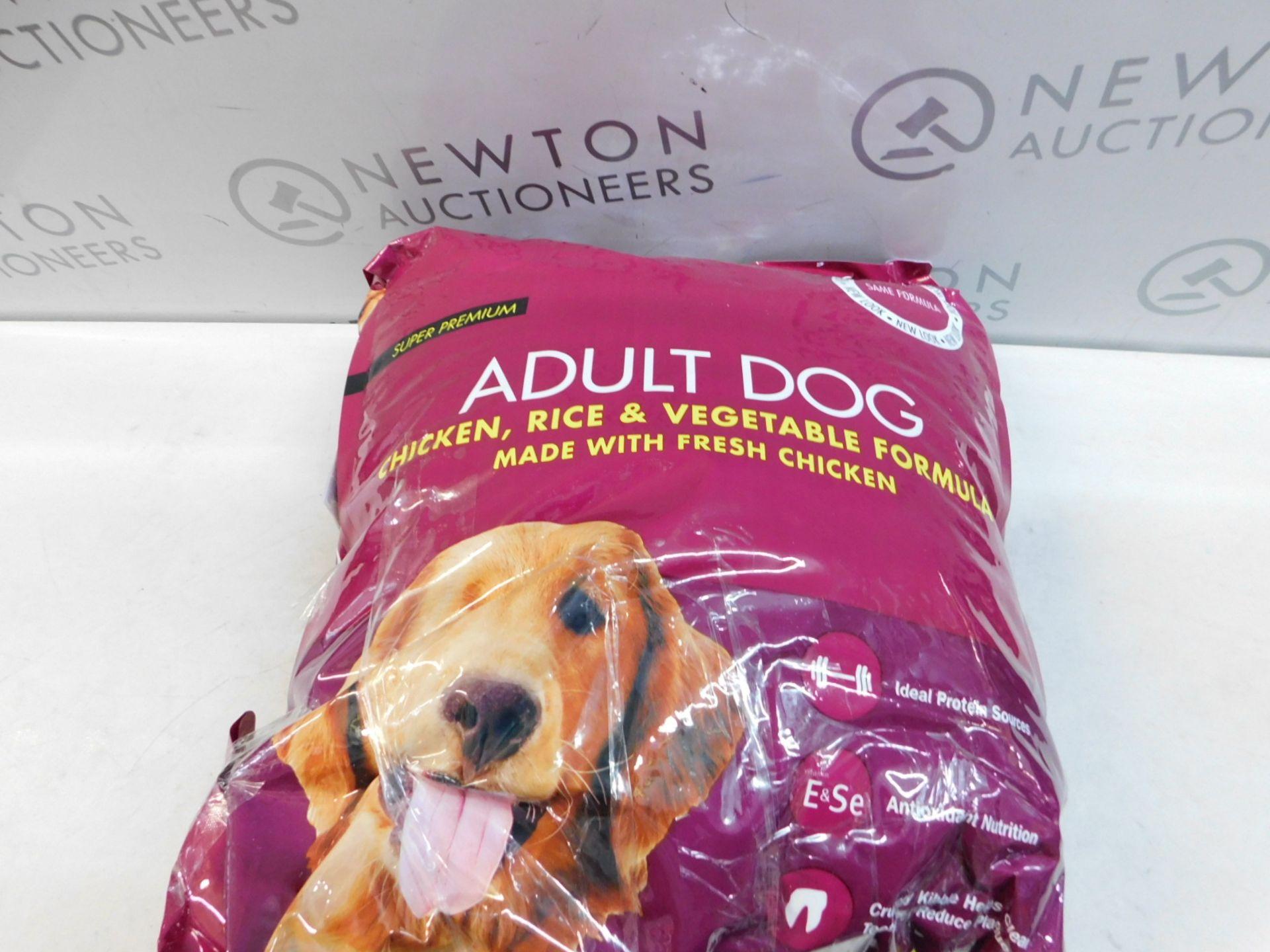 Lot 152 - 1 BAG OF KIRKLAND SIGNATURE PREMIUM ADULT DOG FOOD RRP £29.99