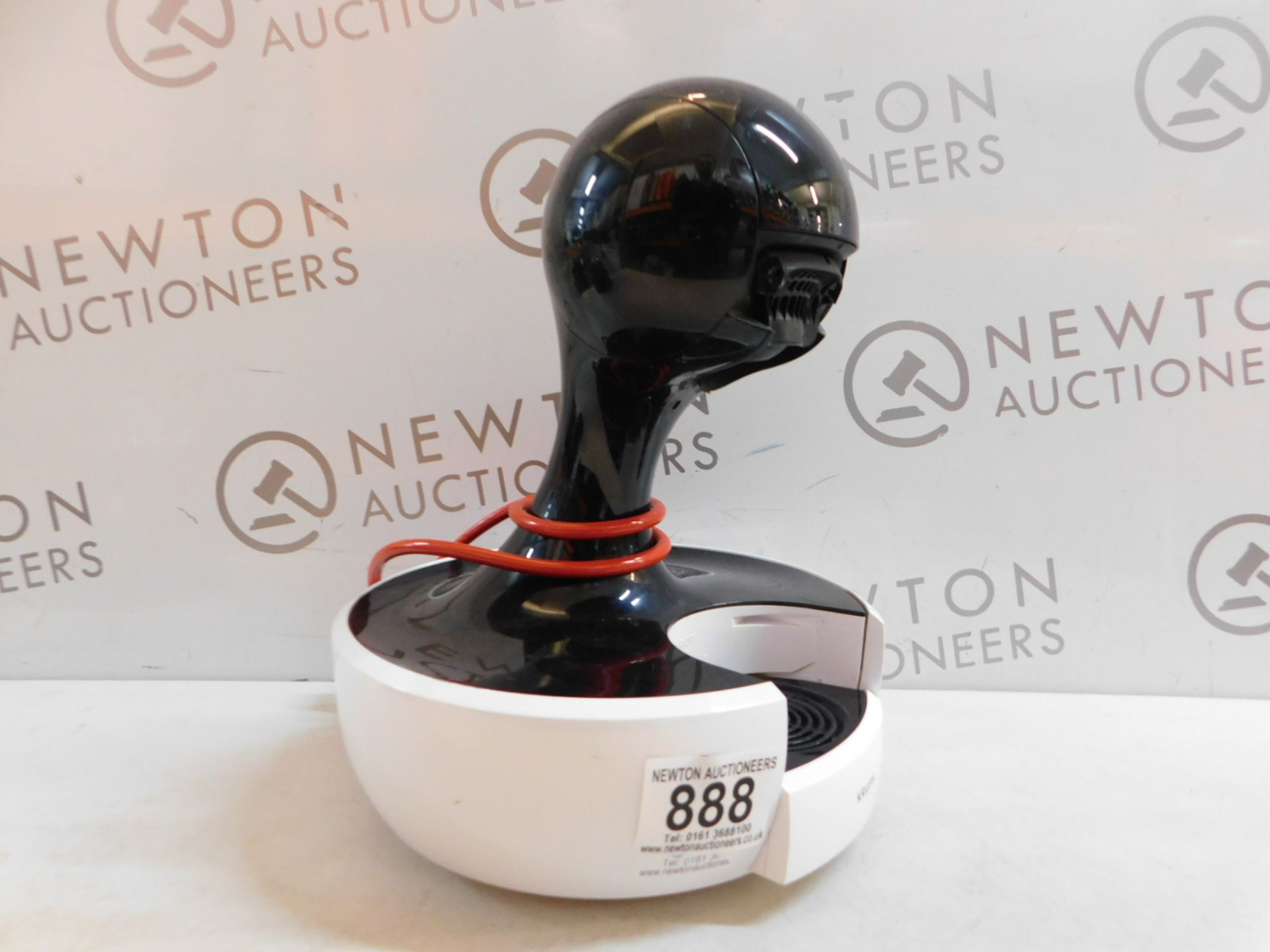 Lotto 888 - 1 NESCAFE DOLCE GUSTO DROP AUTOMATIC COFFEE MACHINE BY KRUPS RRP £179.99
