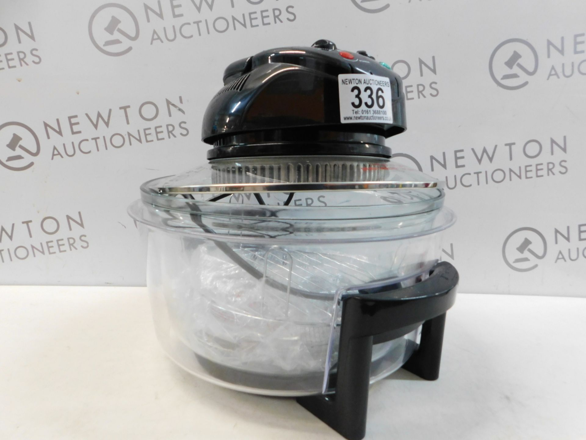 Lot 336 - 2 VISICOOK HALO CHEF HALOGEN COOKERS RRP £89.99