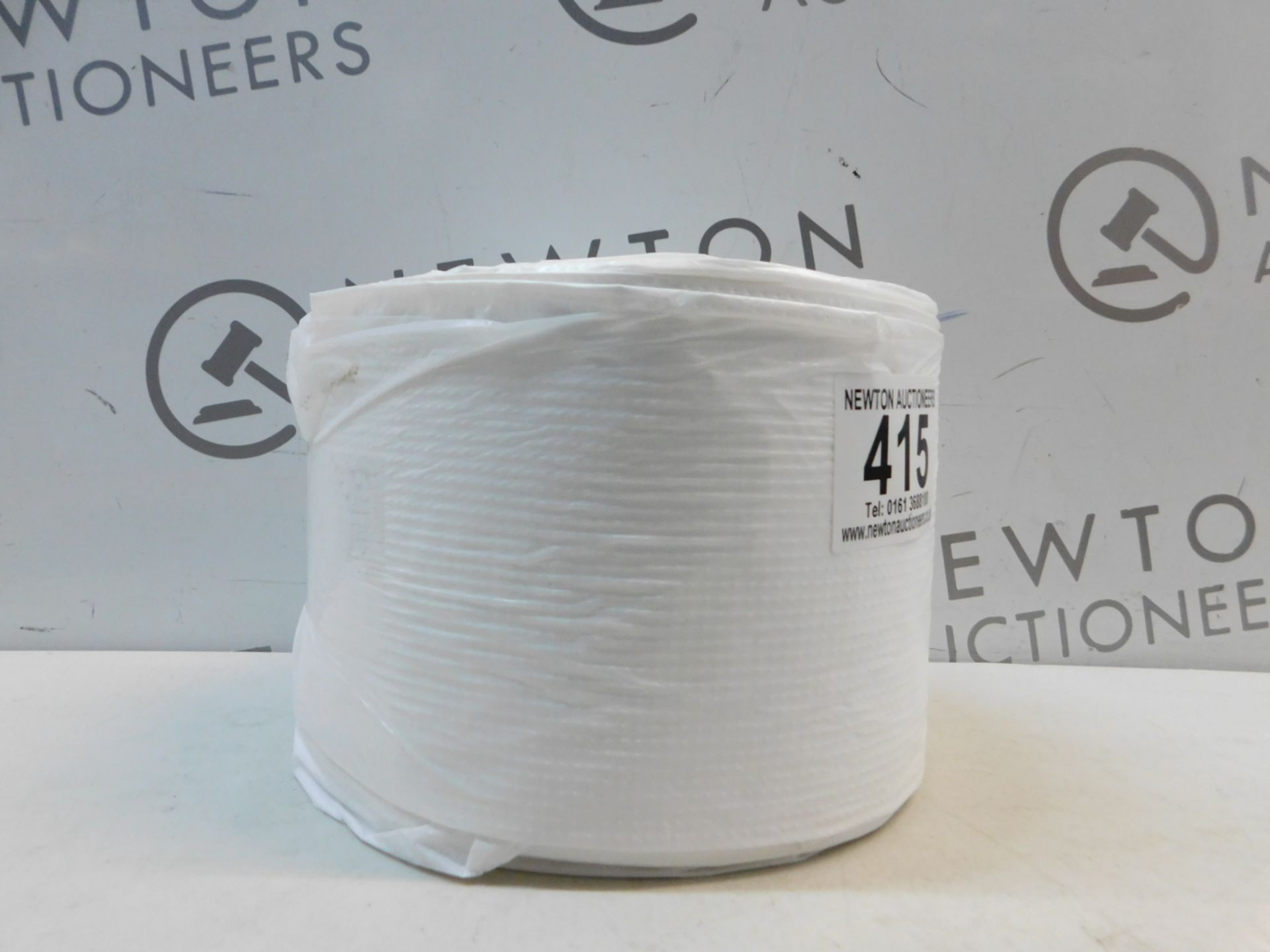 Lot 415 - 1 LARGE ROLL OF WHITE KITCHEN BAGS RRP £12.99