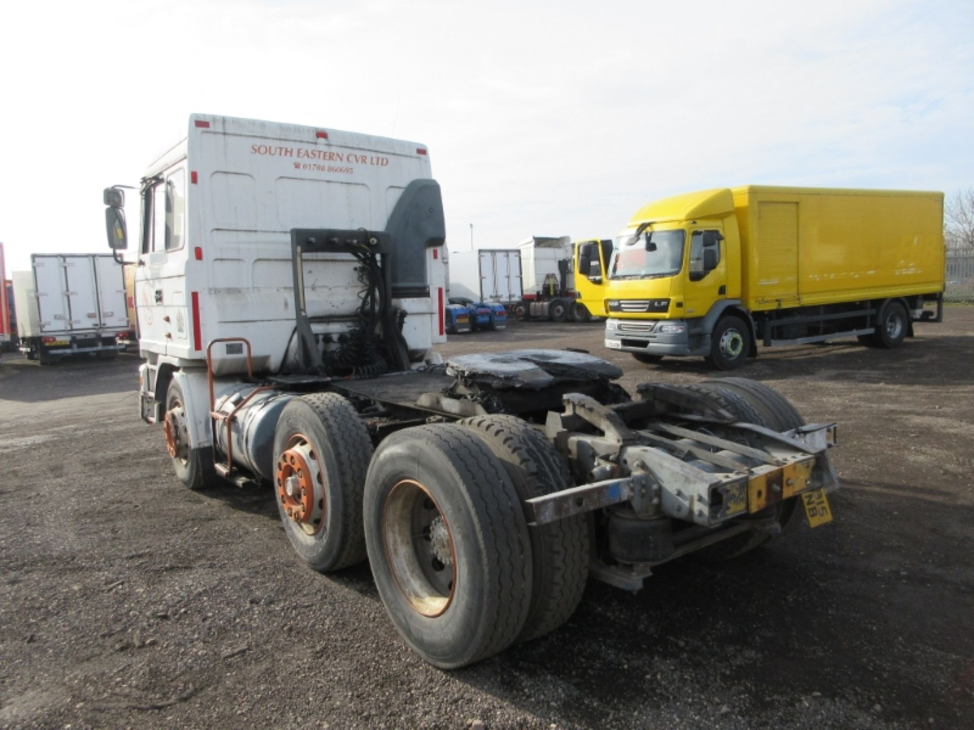 Lot 20 - FODEN 4325 Sleeper Cab Diesel - VIN: 450430 - Year: 1996 - 022,000 km - 6x2 Unit, Tipping Gear **NON