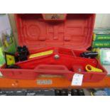 Lot 53 - 2 Tonne Hydraulic Trolley Jack, new in carry case.