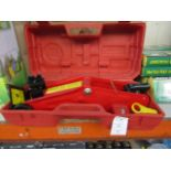 Lot 52 - 2 Tonne Hydraulic Trolley Jack, new in carry case.