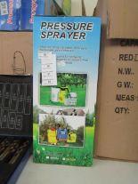 Lot 61 - 5ltr pressure sprayer, new & boxed