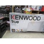 Lot 37 - Kenwood 2 sliced toaster, tested working and boxed