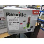 Lot 7 - breville blender active powers on and boxed