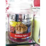 Lot 59 - Lilly Lane Candles Arabian Spice