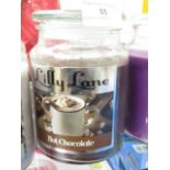 Lot 55 - Lilly Lane Candles Hot Chocolate