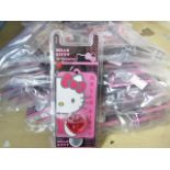 Lot 48 - Hello Kitty Berry Air Freshener 5 Packs of 6