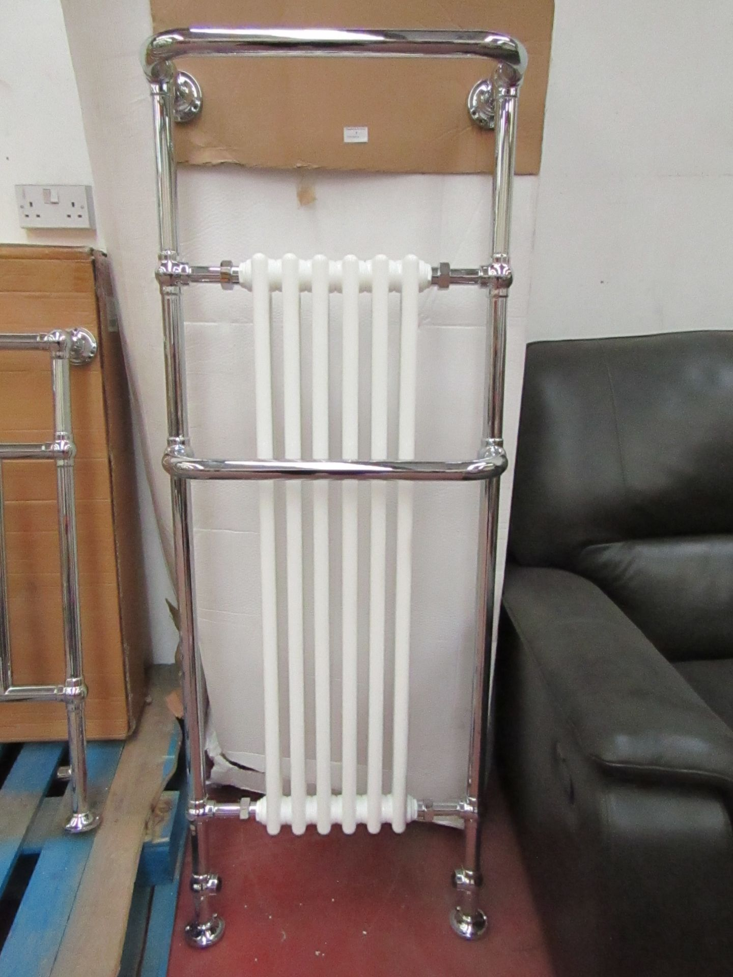 Lot 1 - Imperial Malmo 6 bar radiator approx 1500x550
