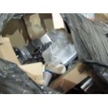 Lot 7 - Pallet of approx 40 various faulty electrical's