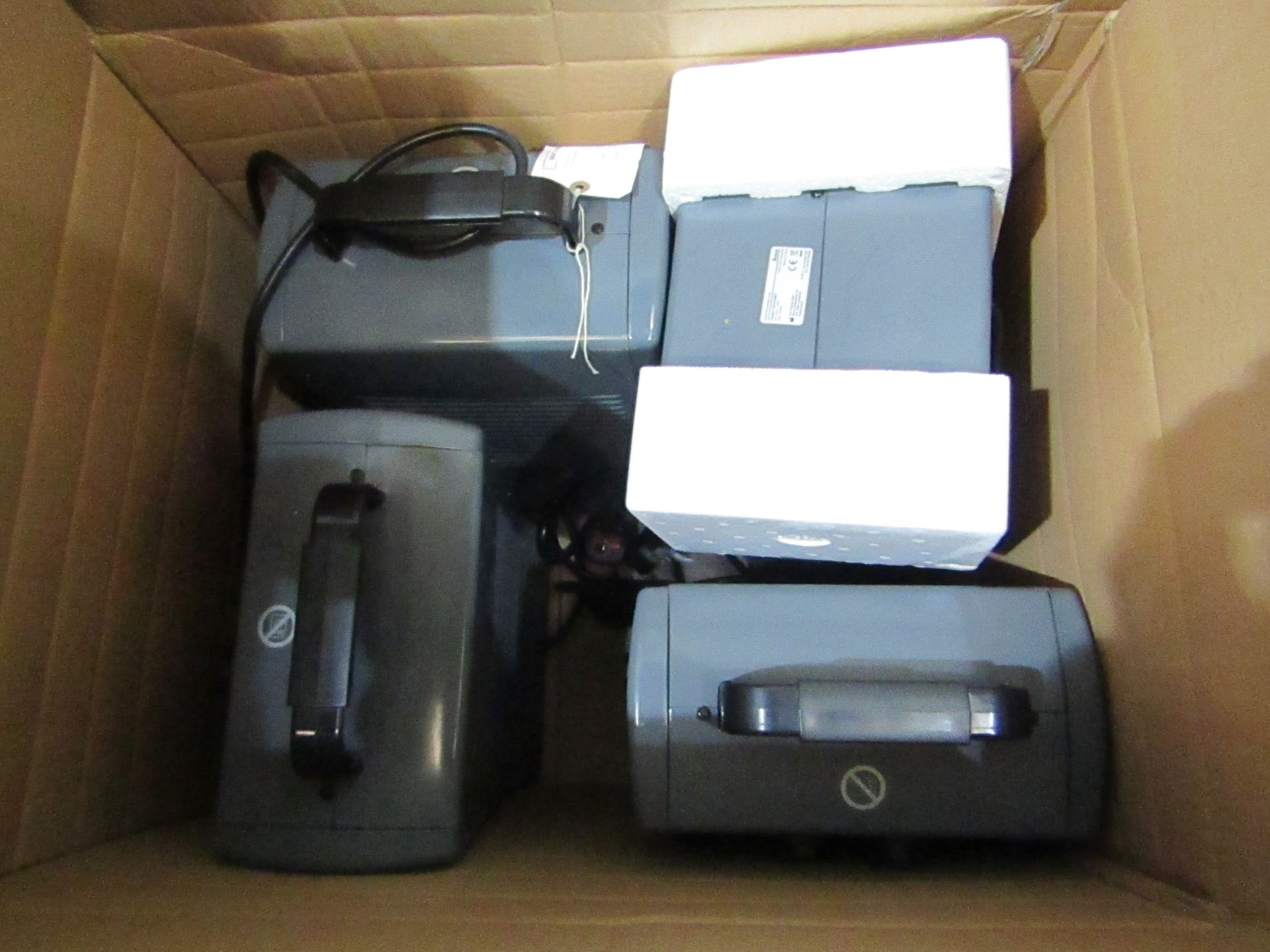 Lot 8 - Box of KAZ HeatersAll RRP's from www.machinemart.co.ukPlease note: The condition of such items range