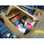 """Lot 4 - 6x Items being; 1"""" Reinforced Hose - £2.03 Clarke PSP125B 400W Puddle Pump With Auto Sensor - £83.98"""